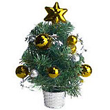 Новогодняя елка Magic Land, 30 см (декорированная)