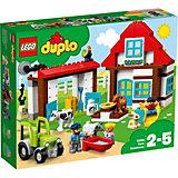 Конструктор LEGO DUPLO 10869: День на ферме