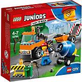 Конструктор LEGO Juniors 10750: Грузовик дорожной службы