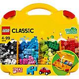 Конструктор LEGO Classic 10713: Чемоданчик для творчества и конструирования