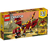 Конструктор LEGO Creator 31073: Мифические существа