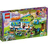 Конструктор LEGO Friends 41339: Дом на колёсах