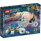 Конструктор LEGO Elves 41191: Засада Наиды и водяной черепахи