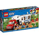 LEGO City Great Vehicles 60182: Дом на колесах