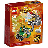 Конструктор LEGO Super Heroes 76091: Mighty Micros: Тор против Локи
