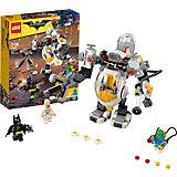Конструктор LEGO Batman Movie 70920: Бой с роботом Яйцеголового