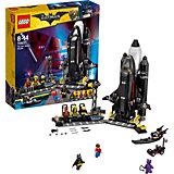 Конструктор LEGO Batman Movie 70923: Космический шаттл Бэтмена