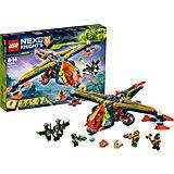 Конструктор LEGO Nexo Knights 72005: Аэро-арбалет Аарона