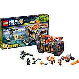 Конструктор LEGO Nexo Knights 72006: Мобильный арсенал Акселя