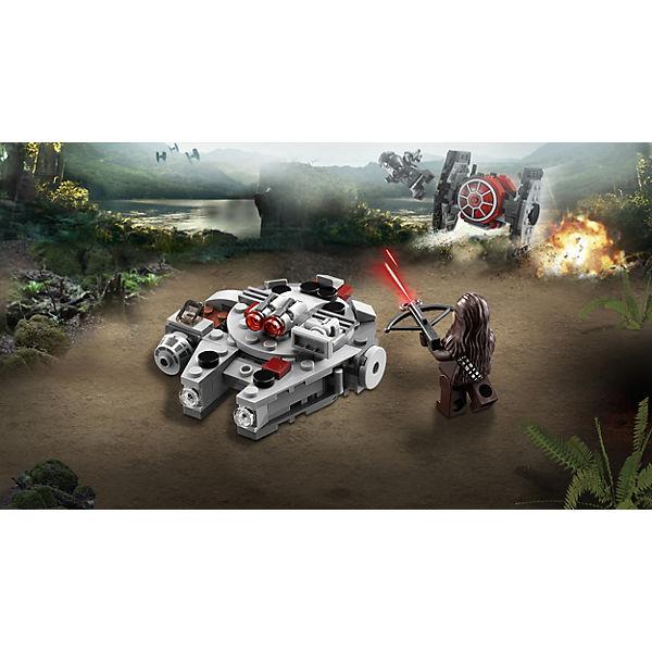 LEGO Star Wars 75193: Микрофайтер «Сокол Тысячелетия»