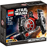 """LEGO Star Wars 75194: Микрофайтер """"Истребитель СИД Первого Ордена"""""""
