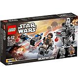 LEGO Star Wars 75195: Бой пехотинцев Первого Ордена против спидера на лыжах