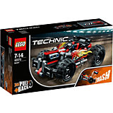 Консртуктор LEGO Technic 42073: Красный гоночный автомобиль