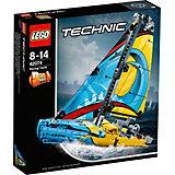 Конструктор LEGO Technic 42074: Гоночная яхта