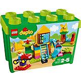 Конструктор LEGO DUPLO 10864: Большая игровая площадка
