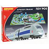 "Железная дорога Mehano ""TGV POS"" с ландшафтом"