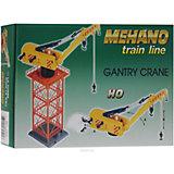 Портальный кран для железной дороги Mehano