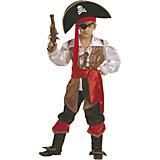 """Карнавальный костюм """"Капитан Флинт"""" Батик для мальчика"""