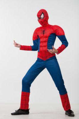 """Карнавальный костюм """"Человек Паук"""" Батик для мальчика"""