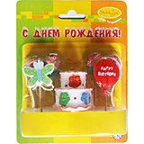 MC Свечи Праздничный торт 7шт