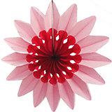 Q Бум укр Цветок Розовый 36см