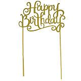 Y Украшение для торта Happy Birthday