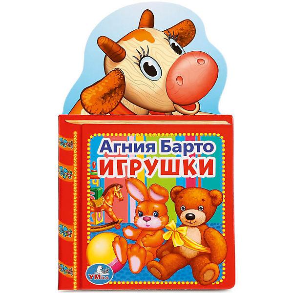 """Книга  А  Барто """"Игрушки"""""""