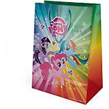 """Пакет подарочный  """" MY LITTLE PONY""""  33Х46Х20 см бумажный глянцевый"""
