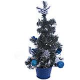 Новогоднее украшение - ёлка- 40 см, в полибеге