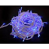 Гирлянда эл. 100 LED, синее свечение