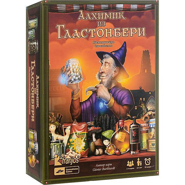 """Настольная игра Cosmodrome Games """"Алхимик из Гластонбери"""""""
