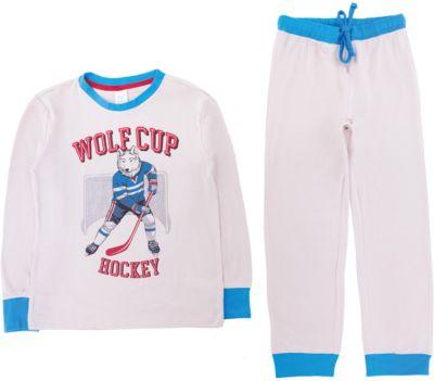 Пижама SELA для мальчика - серый
