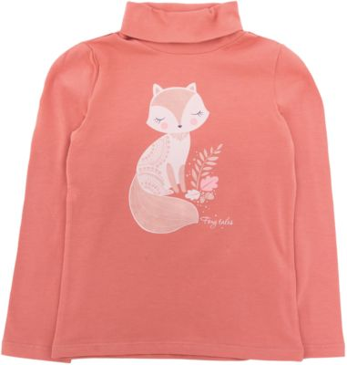 Джемпер SELA для девочки - розовый