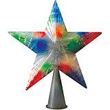 """Верхушка на елку B&H """"Звезда"""" со светодиодами 10 LED"""