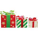 "Светодиодная фигурка B&H ""Подарки"", 60 LED"
