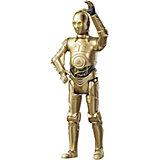Фигурка Star Wars C-3PO с двумя аксессуарами, 9 см.