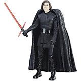 Фигурка Star Wars Кайло Рен с двумя аксессуарами, 9 см.