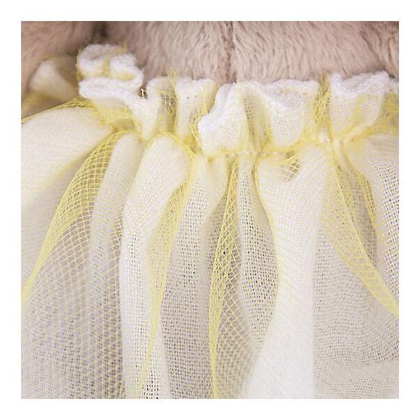 Зайка Ми  в желтой юбочке с цветком на ушке (малыш)