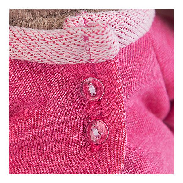 Зайка Ми  в розовом платье с вишенкой (малая)