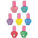 """Игровой набор Markwins Disney Princess """"Декоративная косметика"""" Лак для ногтей, 7 штук"""
