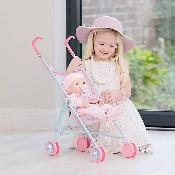Игрушка Baby Annabell Коляска-трость, 2017, пол.пакет