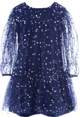 Платье нарядное Bell Bimbo для девочки - синий