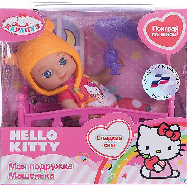 """Кукла """"HELLO KITTY"""" 12 см, без звука , с аксессуарами."""