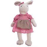 Мягкая игрушка Angel Collection Зайка Мэри в красном, 23 см