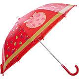 "Зонт Mary Poppins ""Apple forest"" 41 см, красный"