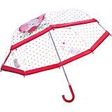 "Зонт Mary Poppins ""Rose Bunny"" 46 см, прозрачный"