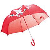 "Зонт Mary Poppins ""Rose Bunny"" 41 см, красный"
