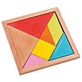 "Вкладыш-пазл Mapacha ""Треугольники"""