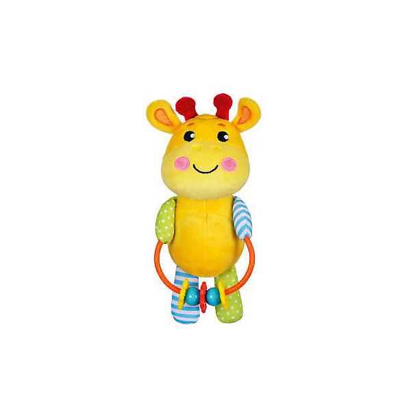 """Развивающая игрушка Жирафики """"Жирафик"""" с погремушкой"""