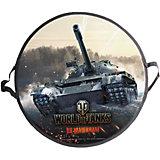 World of Tanks, ледянка,  52 см, круглая